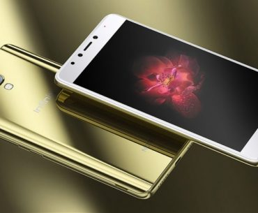 Meet the Infinix Note 4 with a 4,500mAh Battery