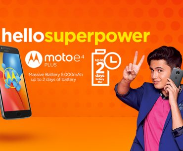 Moto E4 Plus 370x305 - The Moto E4 Plus is Now Available in Stores and in Lazada for Only PhP8,999!