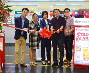 Starmobile Experience Kiosk 1 370x305 - Starmobile Opens its First Experience Kiosk in SM Cubao!