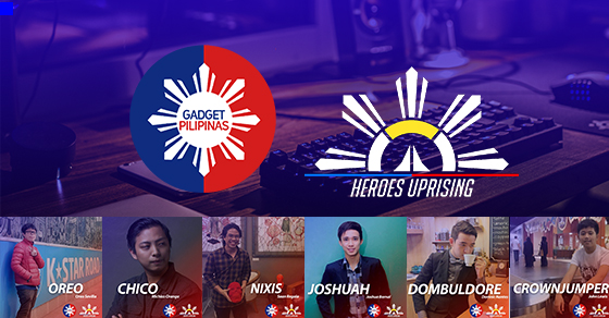 Meet Gadget Pilipinas Overwatch Team for Upcoming Heroes Uprising Tournament