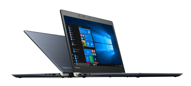 X30 ANGLE 06 07 Custom - Toshiba Portégé X30 and Tecra X40 Ultra Slim Notebooks to Arrive in PH This July!