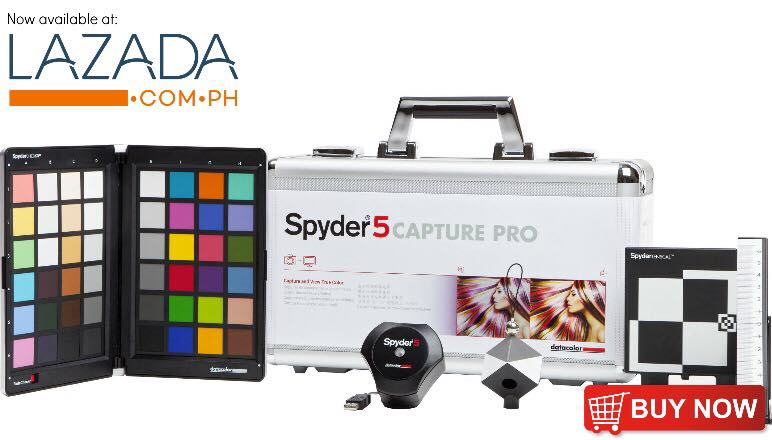 , Datacolor Sypder5 Now Available in Lazada, Gadget Pilipinas, Gadget Pilipinas