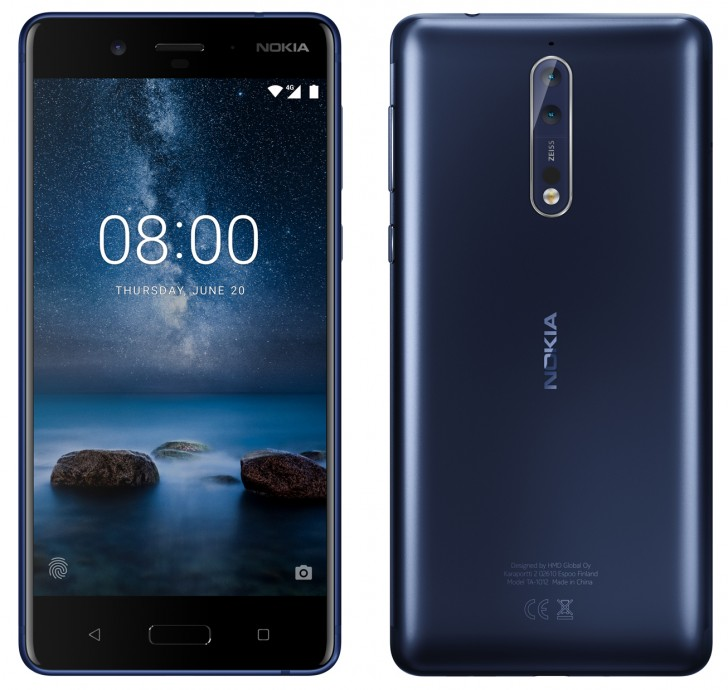 Is This the Nokia 8?