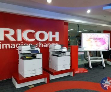 ricoh 12 370x305 - Ricoh Showcases New Products for a Smarter Workplace