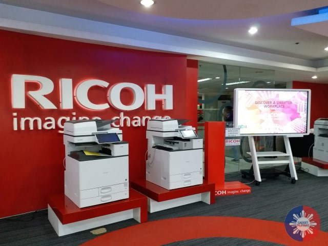 ricoh 12 - Ricoh Showcases New Products for a Smarter Workplace