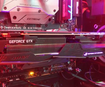 ASUS ROG Strix GTX 1080Ti OC Edition Review: An Absolute Performer