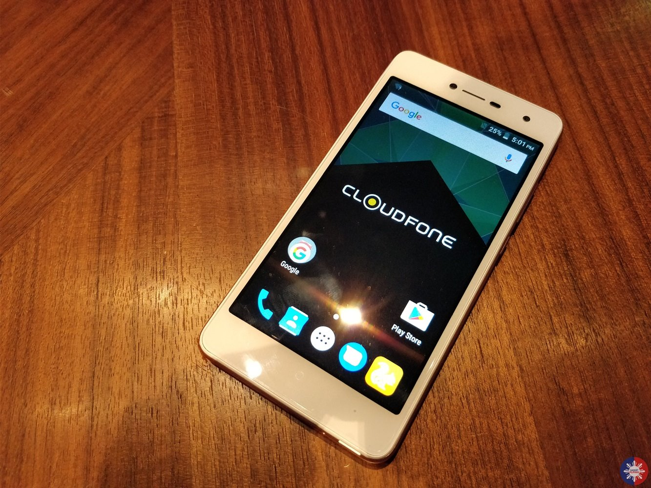 Cloudfone Launches Thrill Boost 2: Quad-Core CPU and Android Nougat For Only PhP2,699