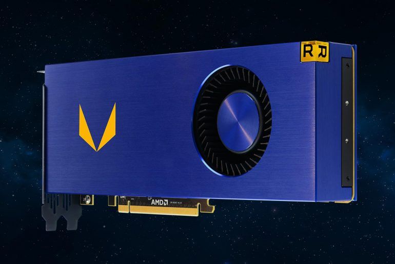 AMD Launches Radeon Vega Frontier Edition For Game Development and Artificial Intelligence