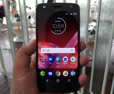 Moto Z2 Play Now Available in PH