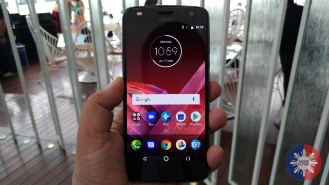 z2play u9 - Moto Z2 Play Now Available in PH