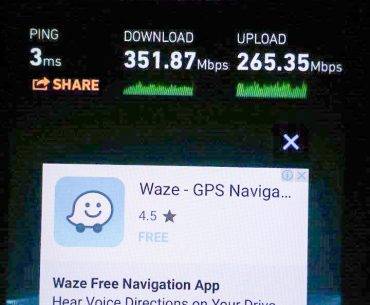 NTC's EDSA Free Wi-Fi Project clocks in @ 150Mbps