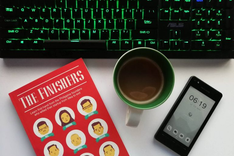 Ezra Ferraz's 'The Finishers' showcases successful entrepreneurs and start-up exits