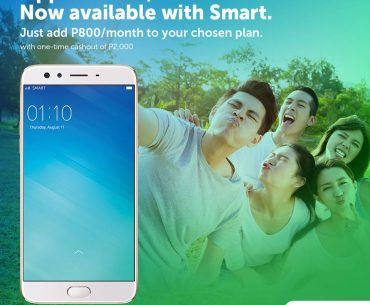OPPO F3 Plus Smart Postpaid 370x305 - Smart Now Offers the OPPO F3 and F3 Plus on its Postpaid Plans