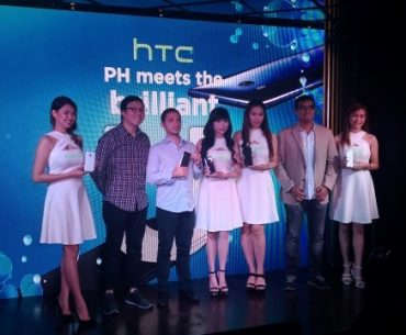 htc launch1 370x305 - HTC Launches Desire 10 Pro, U Play, and U Ultra in PH!