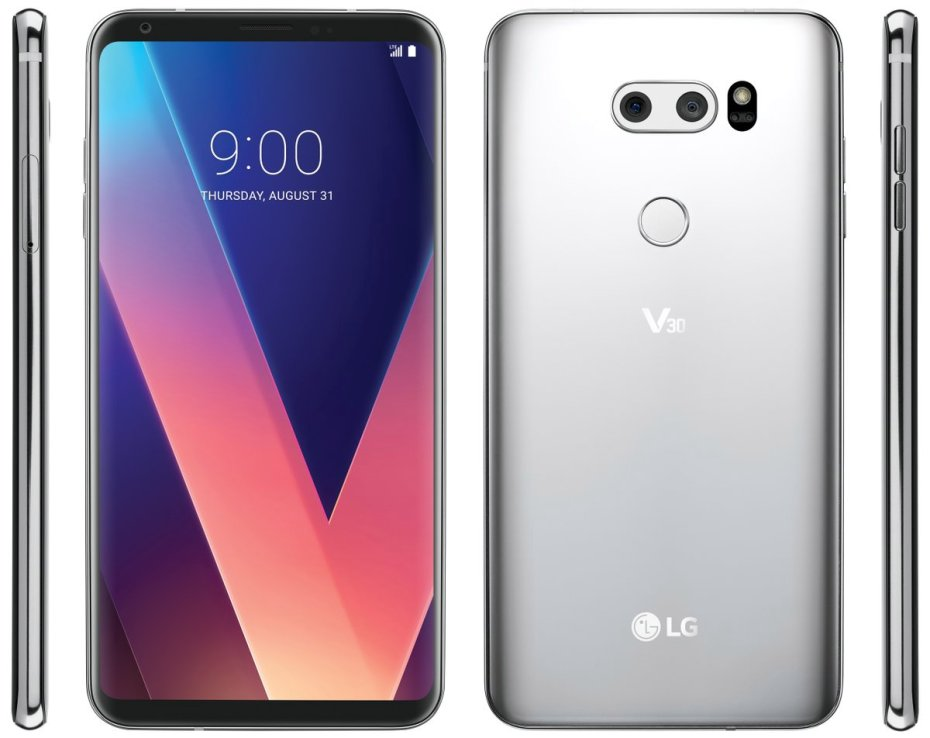 , LG V30 Now Official: Snapdragon 835, FullVision Display, Hi-Fi Quad DAC, Gadget Pilipinas