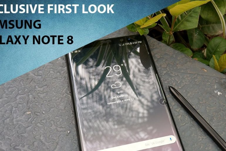 maxresdefault 770x515 - Samsung Galaxy Note 8 Goes Official: Enhanced S-Pen, Dual Rear Cameras