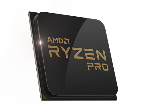 20201 amd ryzen pro chip angle left 500x360 - AMD Ryzen PRO Processors Now Available Worldwide, Announces Threadripper 1900X