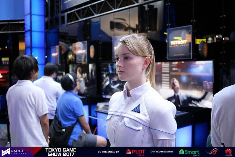 Tokyo Game Show 2017: Booths, Babes and yes, Games