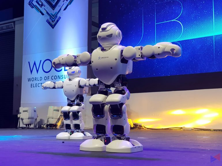 alpha1pro 04 770x578 - UBTECH Robotics Launches Alpha 1 Pro Robot in PH