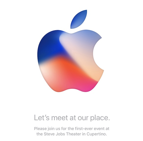 apple sept 2017 event - Apple to Unveil iPhone 8 on September 12?