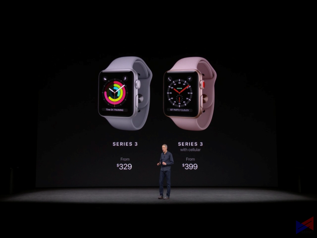 applewatch3 05 - Apple Watch Series 3 Goes Official: WatchOS 4 and Cellular Capabilities