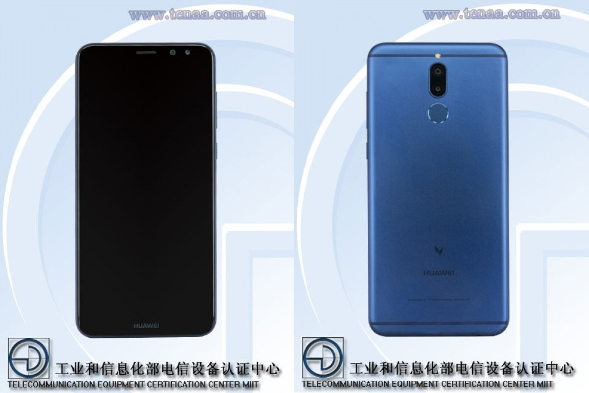 Spotted at TENAA: A Huawei Device with Four Cameras?