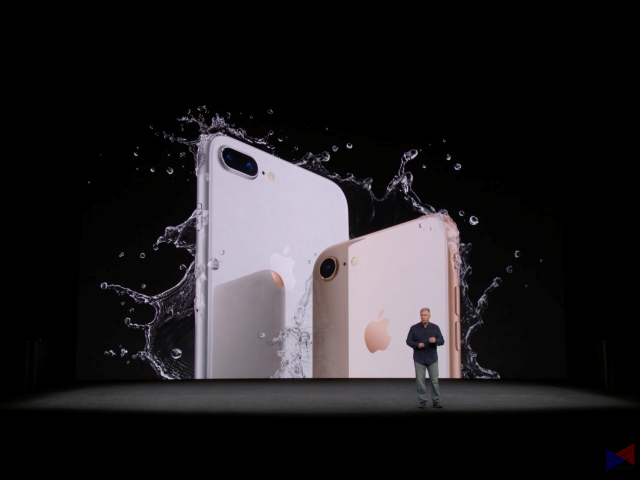 iphone8 05 - Apple Announces iPhone 8 and iPhone 8 Plus: A11 Bionic Chip, Portrait Lighting, and Wireless Charging