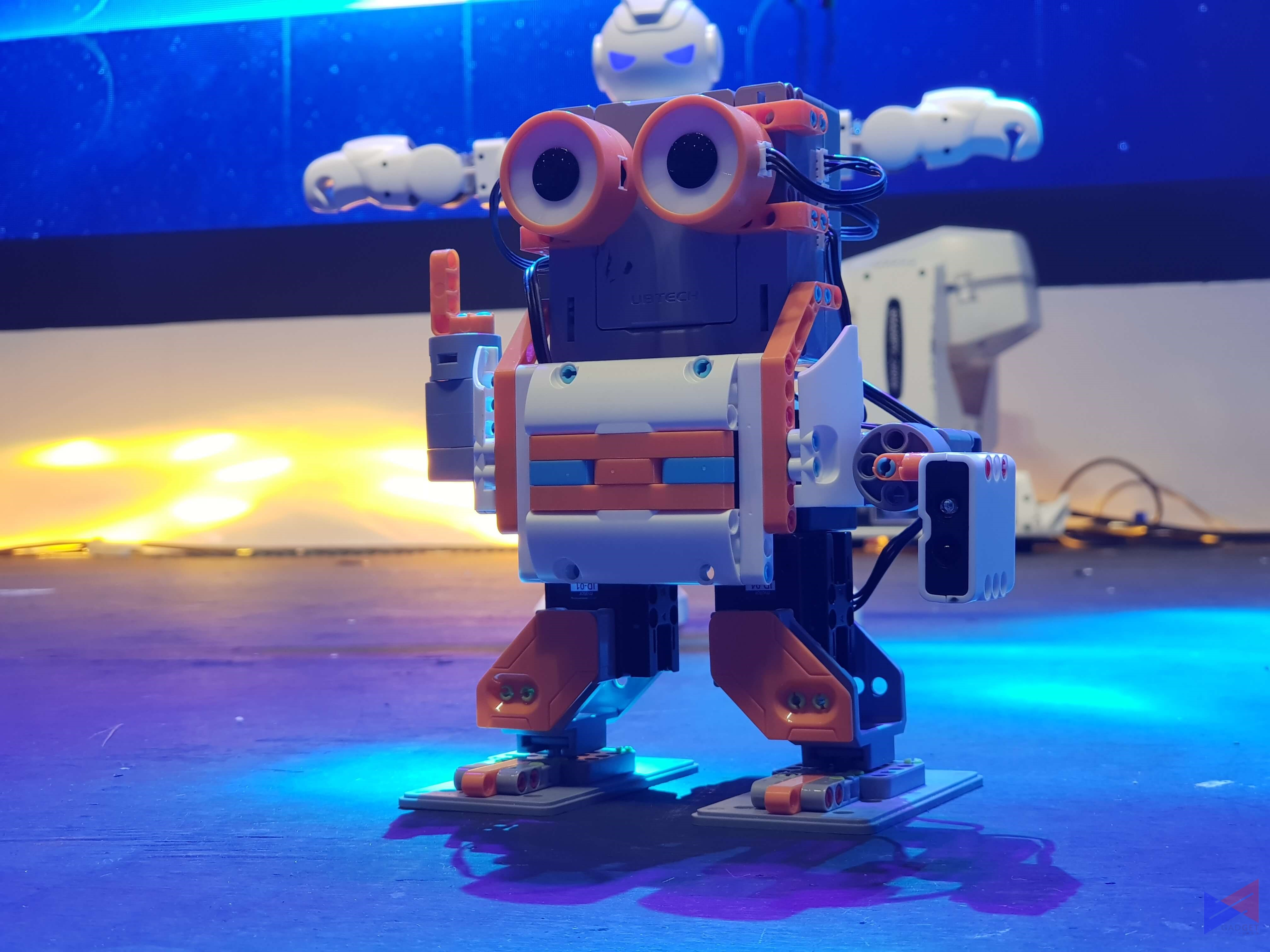 jimu 04 - UBTECH Robotics Launches STEM-Friendly Jimu Robots in PH