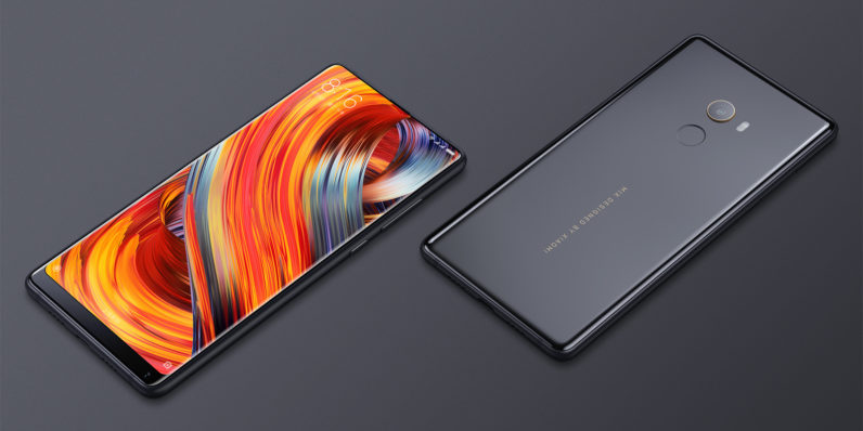 Meet the Xiaomi Mi Mix 2: 6-inch Display and Snapdragon 835