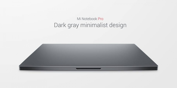 Xiaomi Mi Notebook Pro with GeForce MX 150 Goes Official