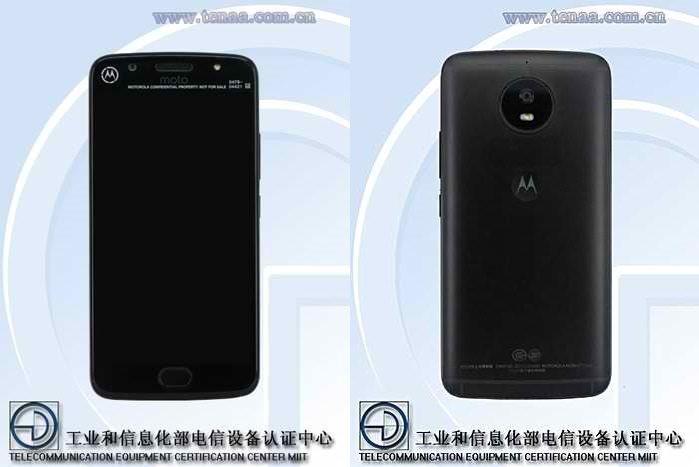 Moto XT1799-2 Spotted in TENAA: 4GB RAM and 8MP Camera