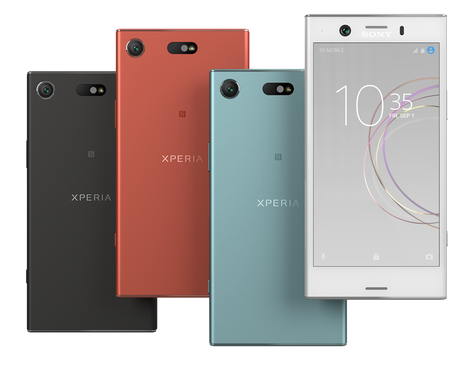 sonyxa1c 6 - Sony Announces Xperia XZ1 and XZ1 Compact: Snapdragon 835 and Android Oreo
