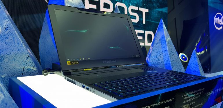 triton700 7 wm 770x374 - Acer Launches Predator Triton 700 Gaming Laptop in PH