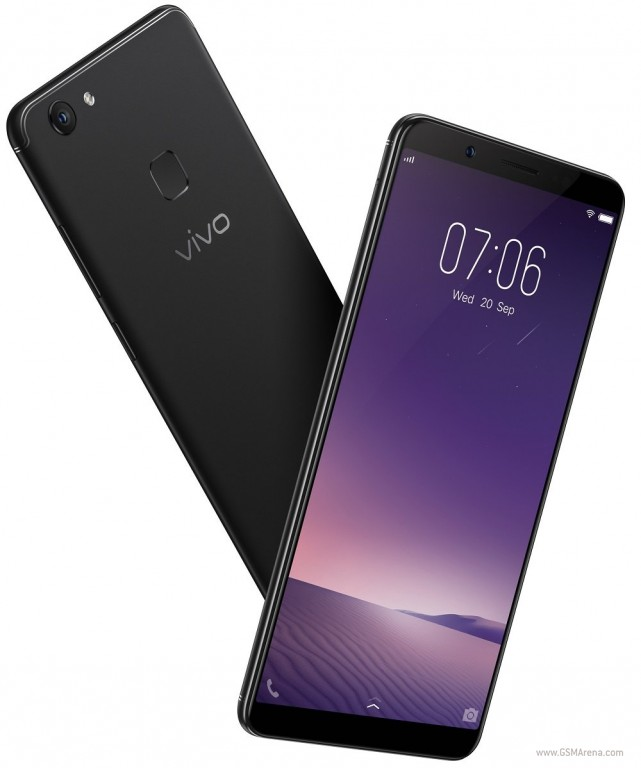 Vivo V7+ Goes Official: FullView Display, Snapdragon 450