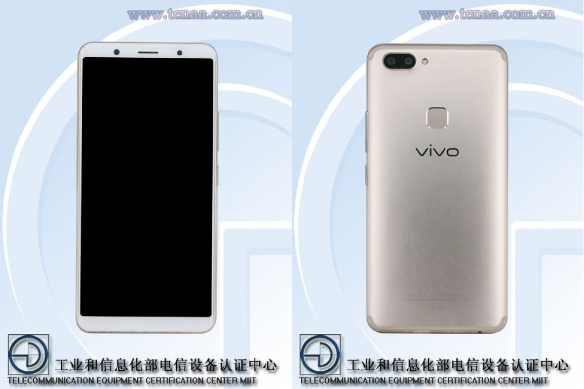 Spotted in TENAA: Vivo X20 and X20A, FullView Displays Confirmed
