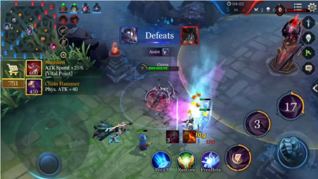 AoV Marketing Deck Media 3 - Arena of Valor Launches in the Philippines