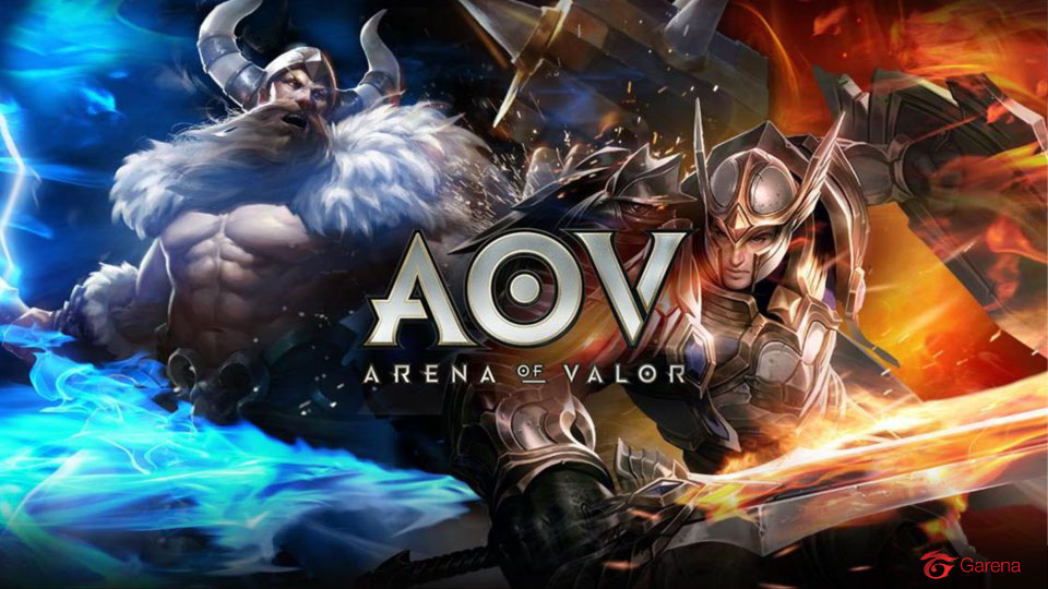 AoV Marketing Deck Media - Arena of Valor Launches in the Philippines