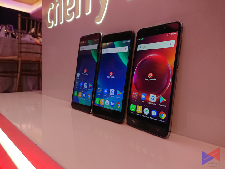 Cherry Mobile Launches Flare S6 Smartphone Lineup in PH