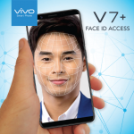 The Vivo V7+'s Face ID Access Feature is a Glimpse of the Future for Smartphones