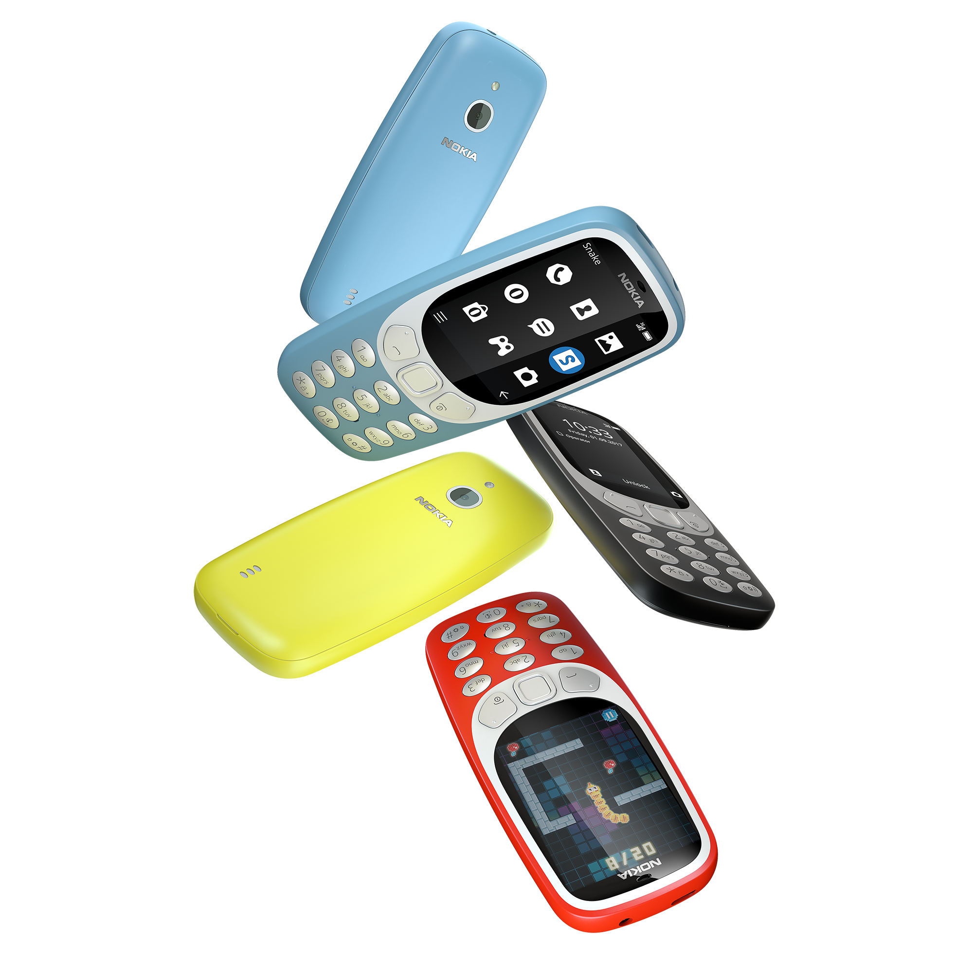 Nokia 3310 3G - Nokia 3310 with 3G Now Available in PH: Priced at PhP2,790