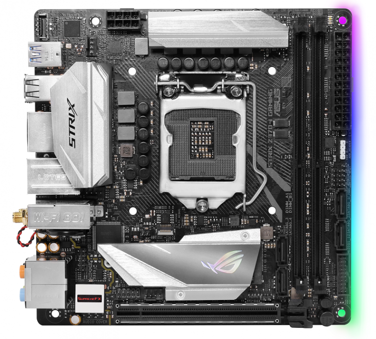 ROG STRIX Z370 I GAMING 2D 2 770x694 - ASUS ROG Maximus X and Strix Z370 Motherboards Priced: Coming this November