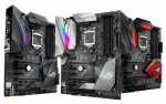 ASUS ROG Maximus X and Strix Z370 Motherboards Priced: Coming this November