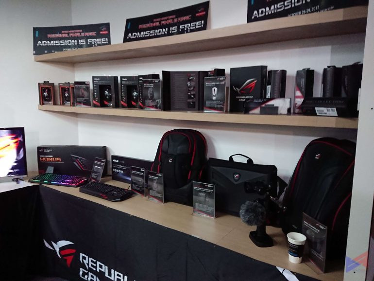 ROG announcements 36 1 770x578 - ASUS ROG Gives a Sneak Peak of Newest Tees and Peripherals for PH Market