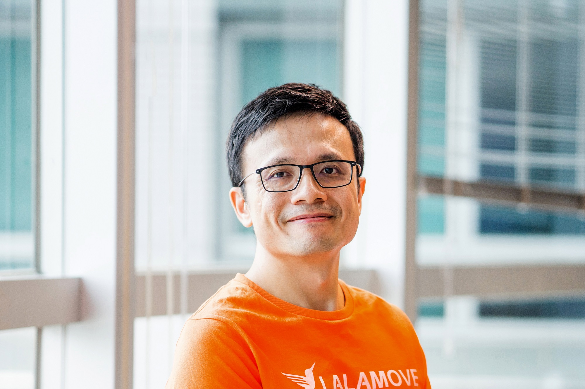 Shing Chow Founder and CEO of Lalamove - Lalamove Raises Series C to Expand Delivery Coverage in Asia