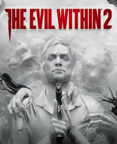 The Evil Within 2 Cover Art
