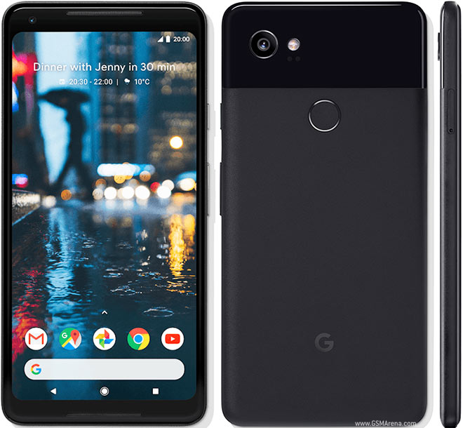 google pixel xl2 1 - Google Announces Pixel 2 and Pixel 2 XL: Snapdragon 835, Water Resistance, and Active Edge