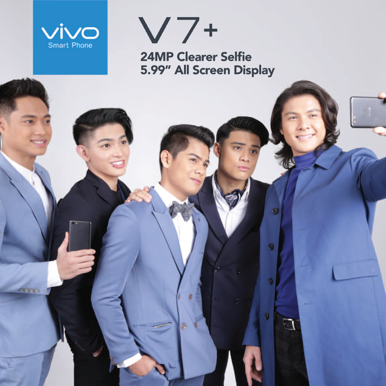 vivo v7 pr1 - Fulfill Your Selfie Goals with the Vivo V7+'s 24MP Front Camera