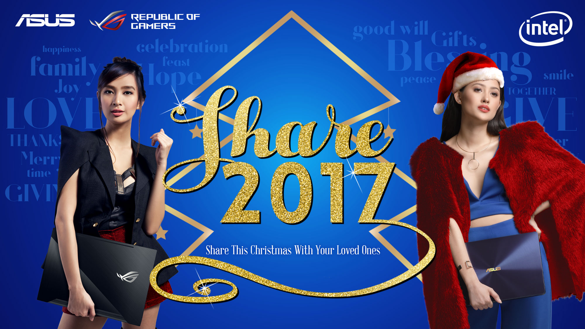 ASUS SHARE 2017 PRESS RELEASE KV - ASUS PH Kicks Off Gift Bundles For Holiday Season