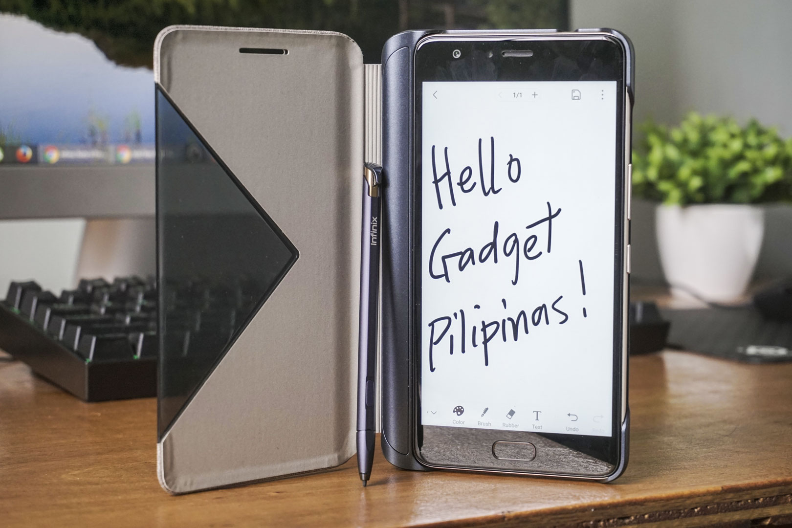 Infinix Note 4 Pro Review: A Good Stylus Smartphone – Gadget Pilipinas