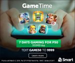 GameTime GDN Omni 672 x 560px 150x125 - Get 7 Days of AoV, Mobile Legends, and More for Only PhP50 with Smart's Gametime Promo!